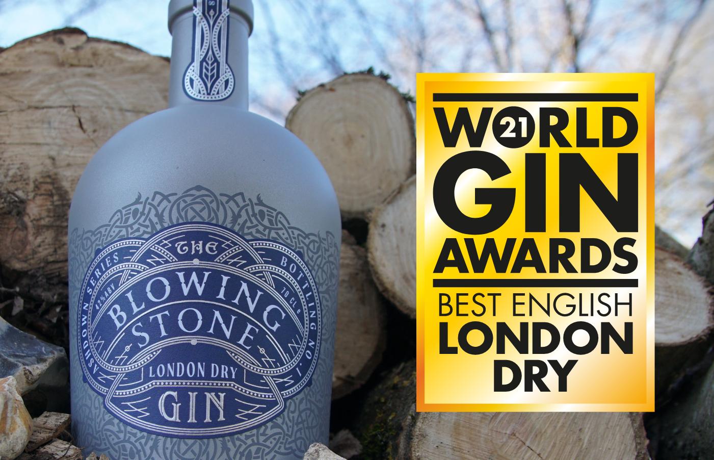 Winners of Best English London Dry